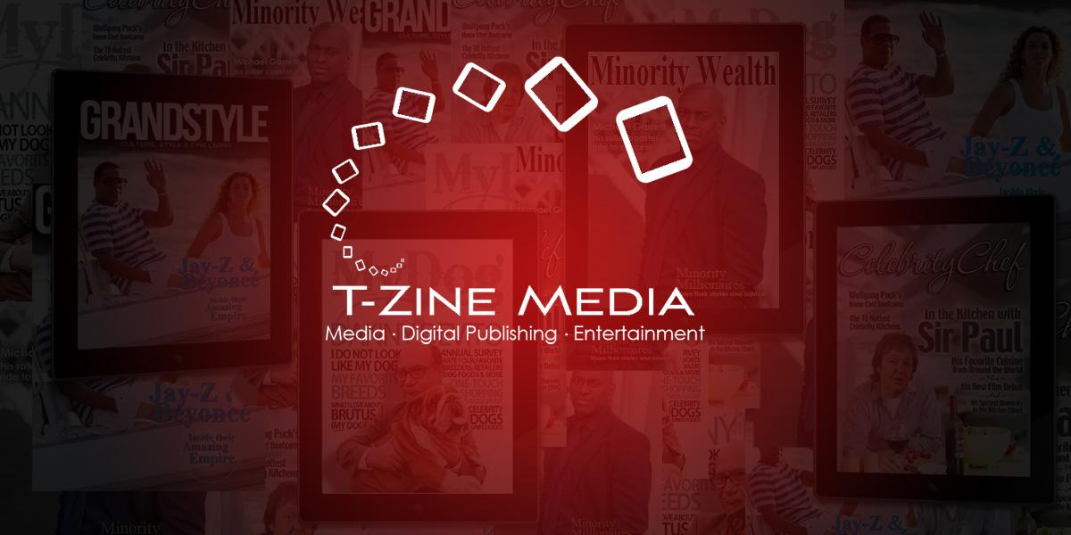 T-ZINE MEDIA