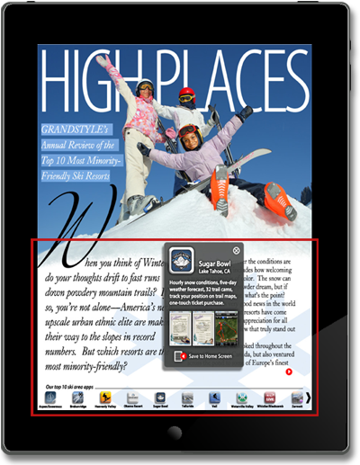 Digital Magazine Apps